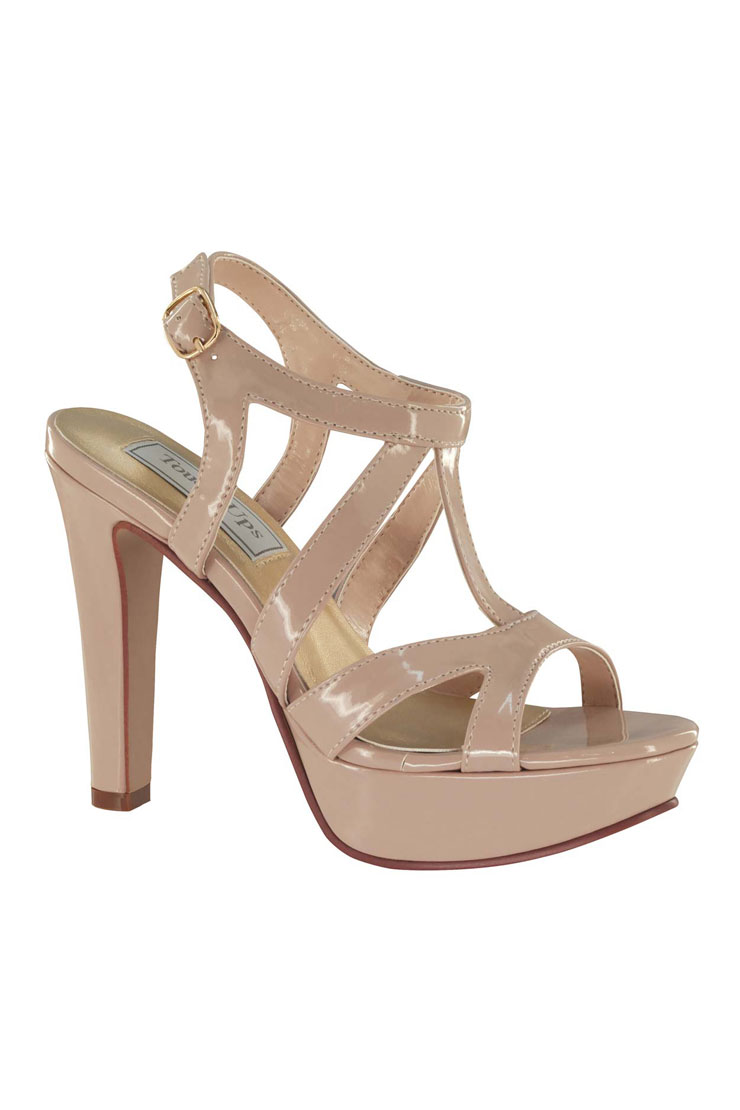 Benjamin Walk Shoes Queenie-Nude
