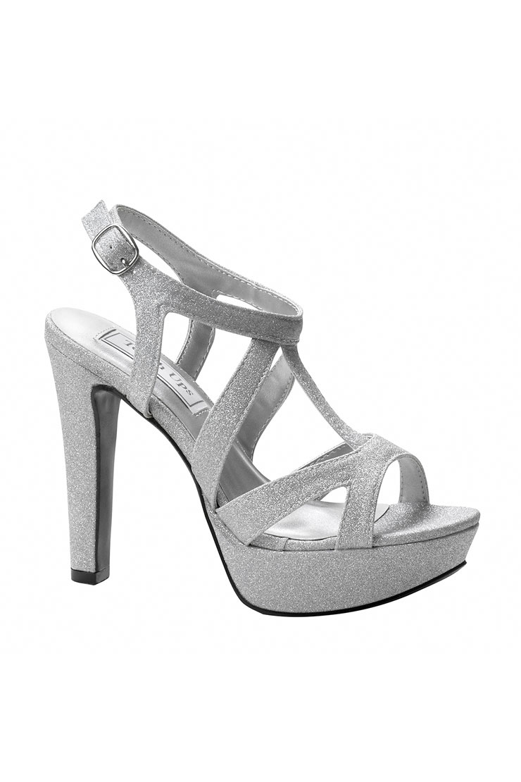 Benjamin Walk Shoes Queenie-Silver