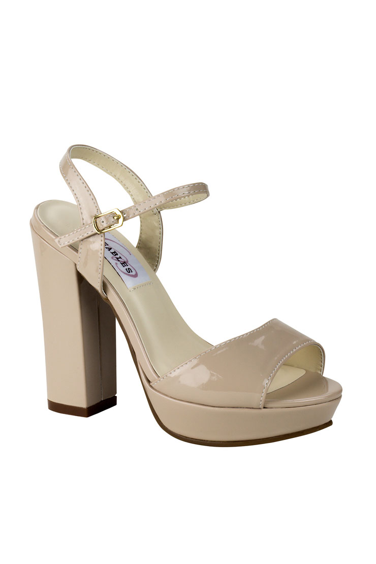 Benjamin Walk Shoes Whitta-Nude