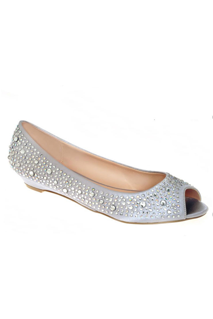 Your Party Shoes Kennedy-Silver Image