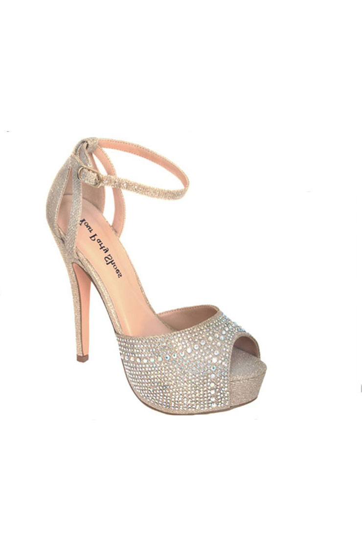 Your Party Shoes Taylor-Nude
