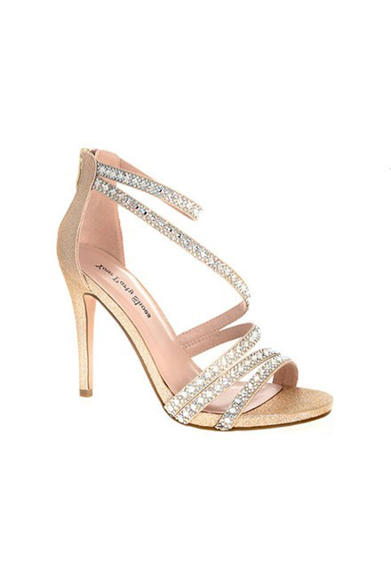 Your Party Shoes Willow-Nude