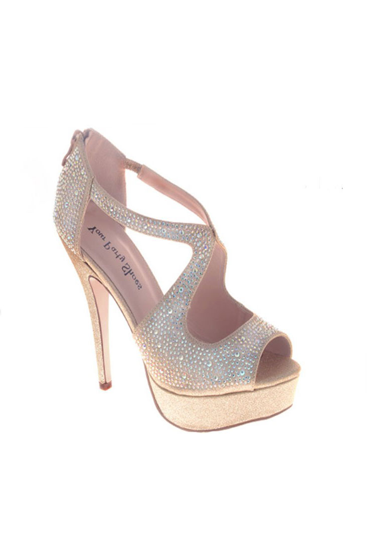 Your Party Shoes London-Nude
