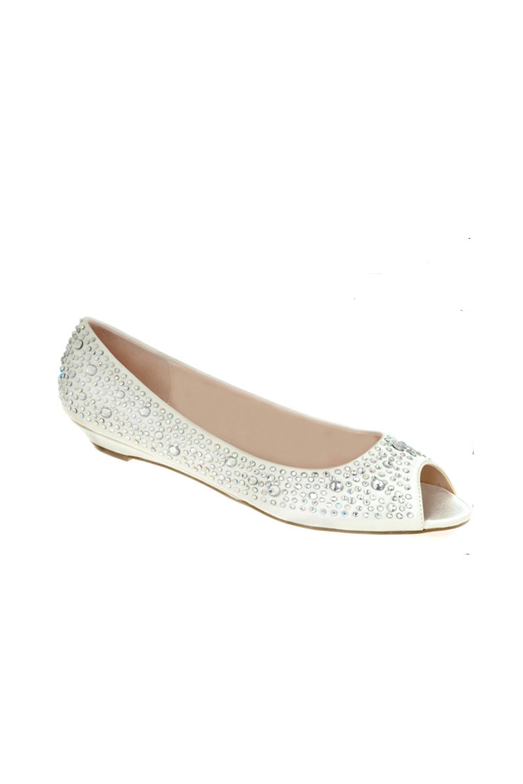 Your Party Shoes Kennedy-Ivory Image
