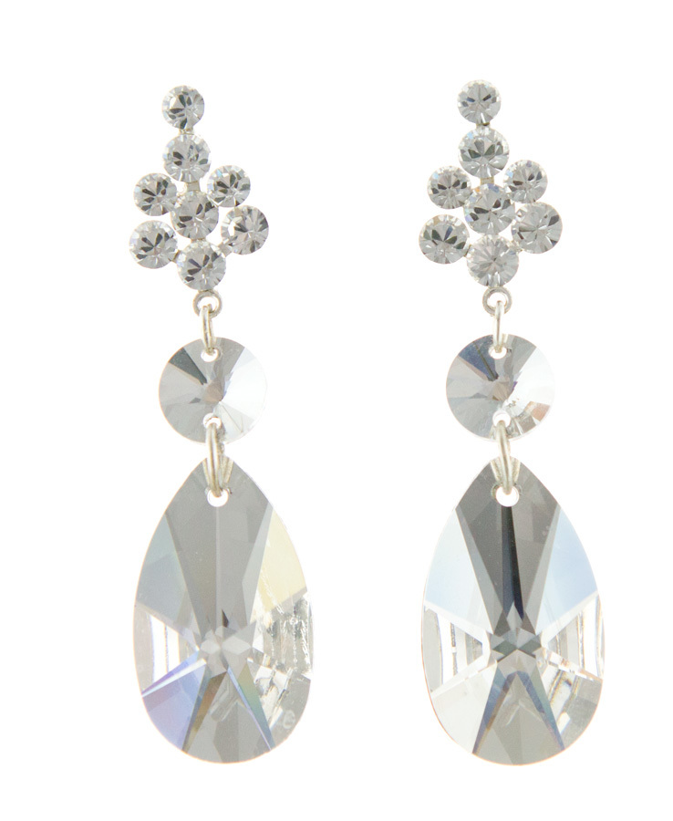 Jim Ball Jewelry CE932 Crystal