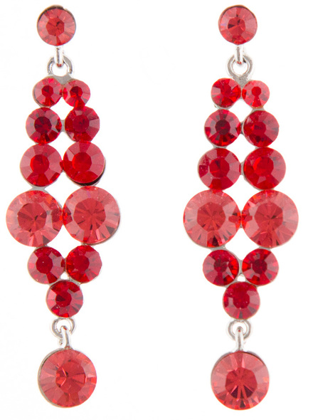 Helen Heart JE-X001928 Swarovski Crystal Earrings