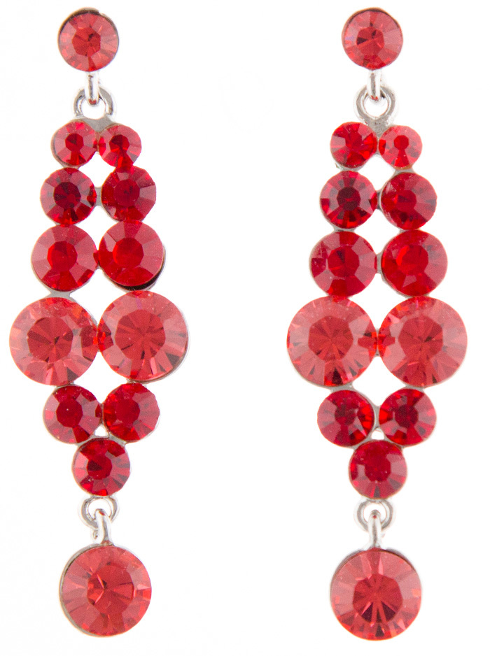 Helen's Heart Jewelry Helen Heart JE-X001928 Swarovski Crystal Earrings