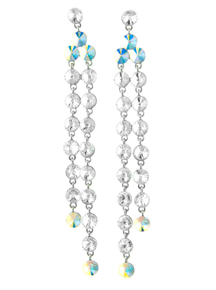 Helen Heart JE-X006334 Swarovski Crystal Earrings