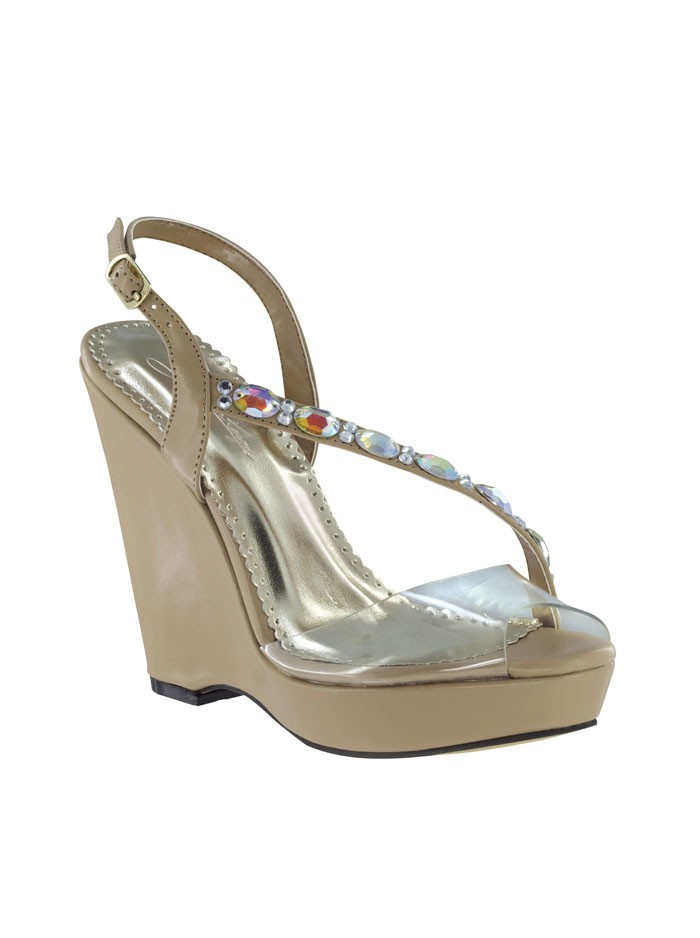 Johnathan Kayne Shoes Wedge-9006