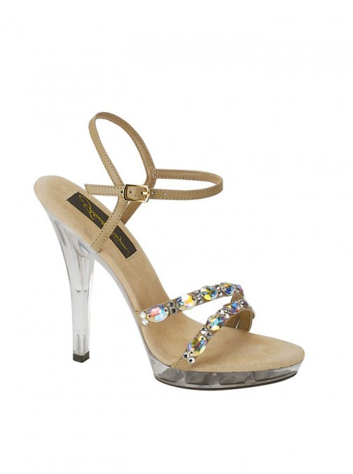 Johnathan Kayne Shoes 910 Taupe
