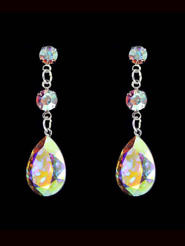 Jim Ball Jewelry Jim Ball CE947 Swarovski Earrings Image