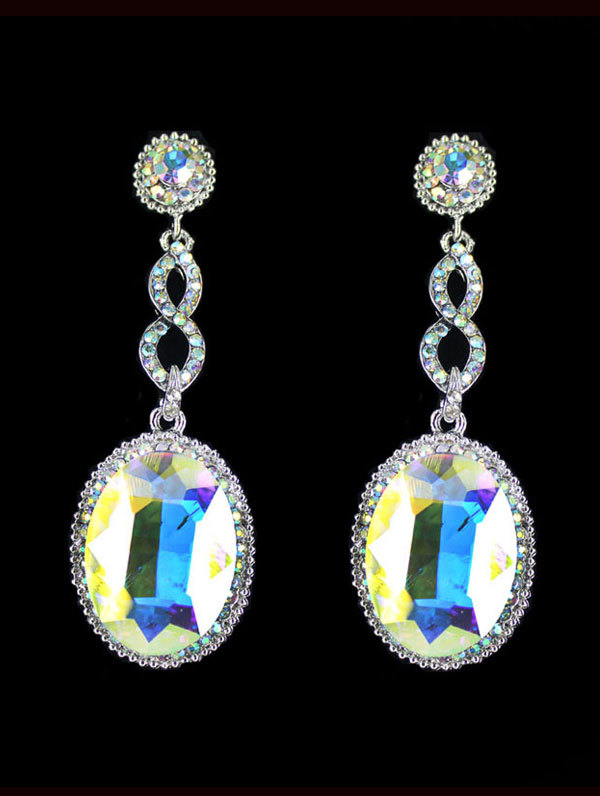 Jim Ball Jewelry Jim Ball CE998 Swarovski Earrings Image