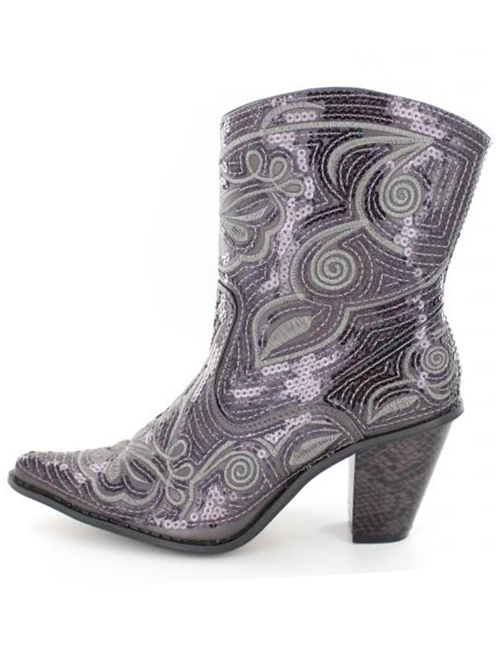 Helen's Heart Shoes LB-0290-11 Helen's Heart Prom Boots Image